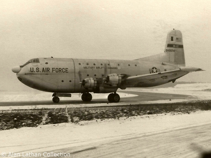 51-0074 Rhein/Main AB Frankfurt 11 Jan 1969